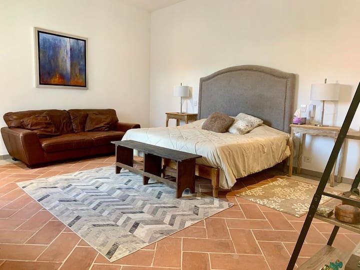 Quinta la Luz,  Linda y acogedora habitación