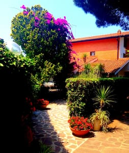 Villa Pia 600 meters from the sea - Marina San Nicola - Vila