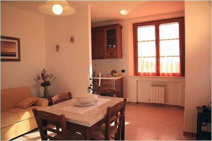 "Siena - Apartment ""Il Melograno"""