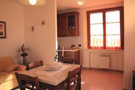"""Siena - Apartment """"Il Melograno"""" - Sovicille - Wohnung"""