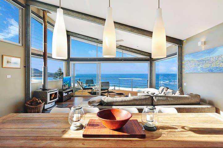 the nest @ killcare - A beach house