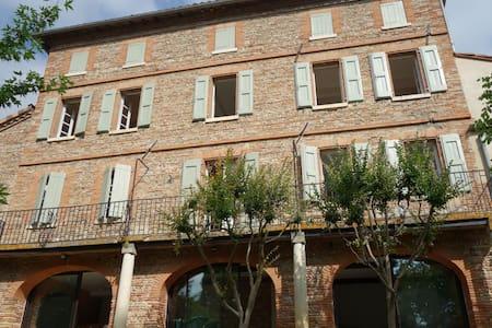 Grande Maison de maître à Lisle sur Tarn - Lisle-sur-Tarn