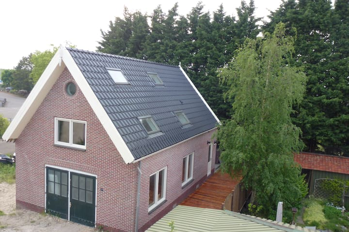 Detached Apartment B - 120 m2 - Aalsmeer - Wohnung