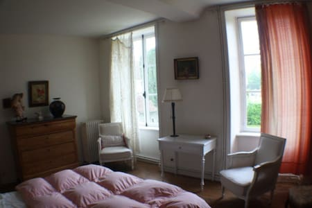 Suite 3/4 personnes avec sdb wc - Champcerie - Bed & Breakfast