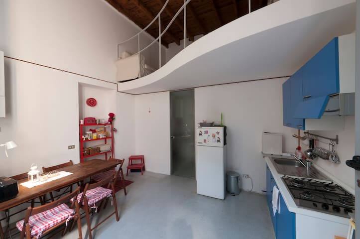 Really Nice Loft Isola-Garibaldi