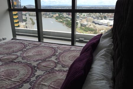 Private room with breathtaking view - Brisbane - Pis