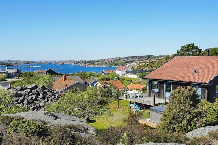 8 person holiday home in Fjällbacka