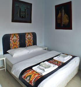 DOUBLE BEDROOM #1 - Fatih