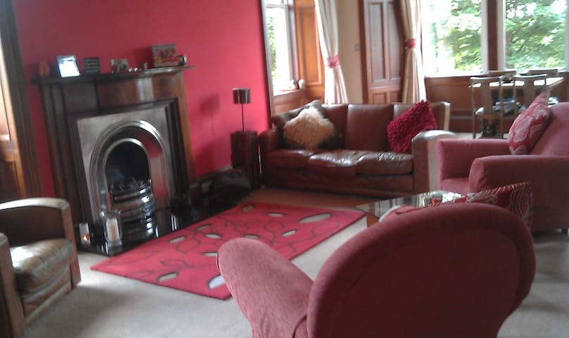 Glasgow South   - large double room - Newlands,Glasgow - Daire