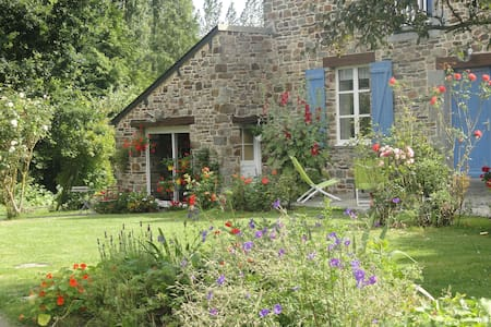 contemporary studio with garden - Dol-de-Bretagne - 아파트