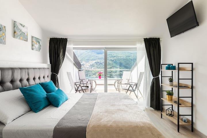 La Terrazza sul Lago di Como con vista lago