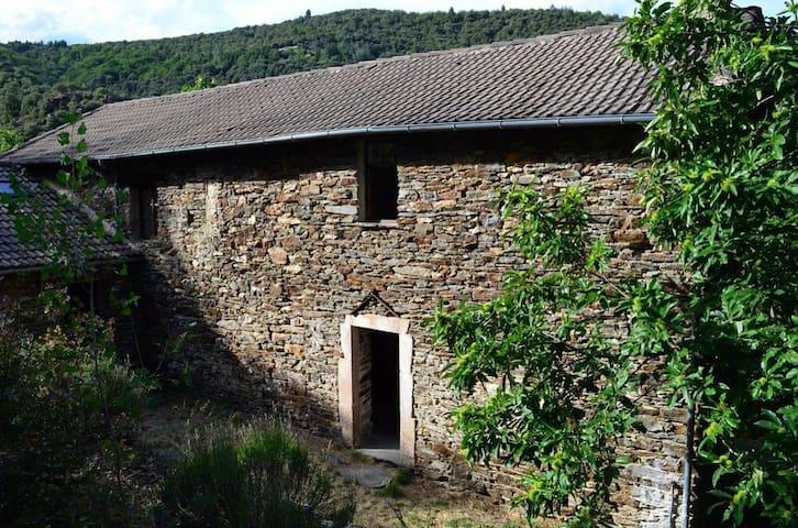 Mas cévenol de charme 4 chambres - Gabriac, Lozère - House