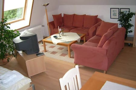 Private and affordable rooms - Seevetal - Apartment