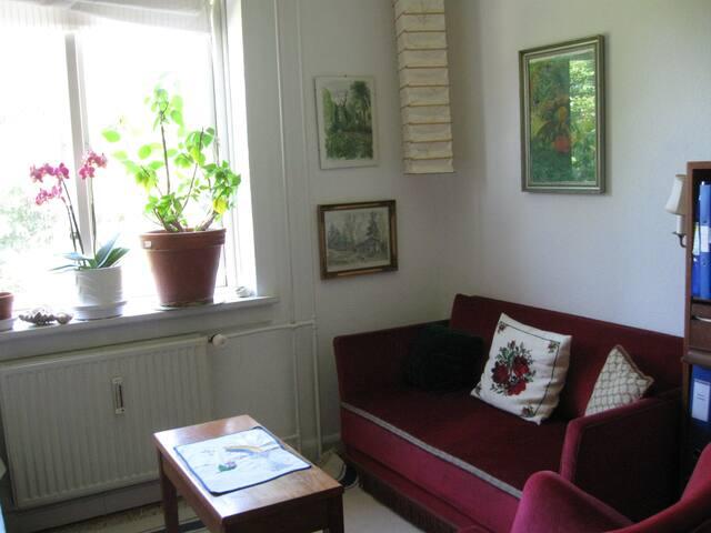 3 room flat with front  garden - Helsingor - Byt
