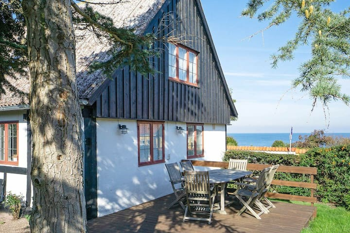 Comely Holiday home in Bornholm with Terrace