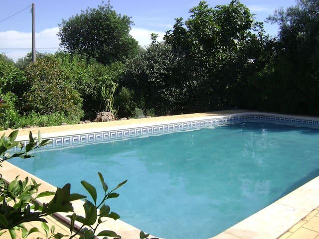 Algarve casa de férias em quintinha - Paderne-Albufeira - Villa