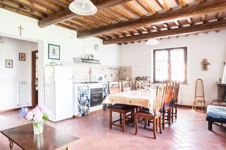 Apartment near Siena and Cortona - Lisciano Niccone