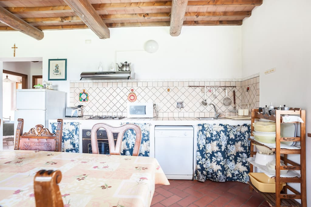 Apartment near Siena and Cortona