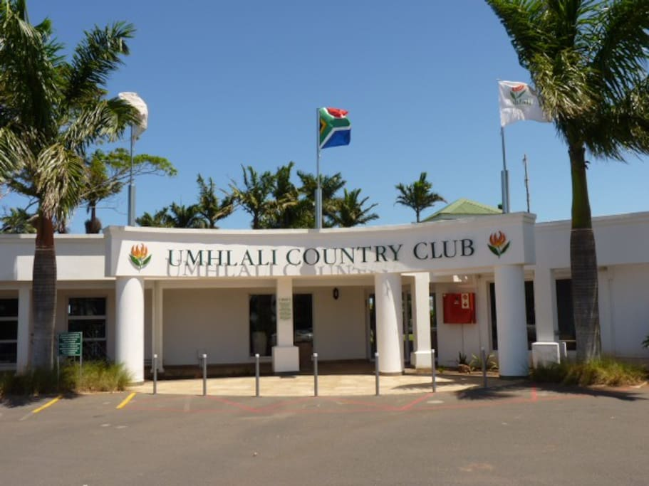 Umhlali Country Clubhouse