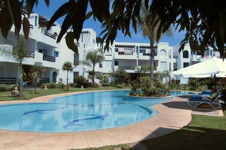 Super appartement à Skhirat plage! - Skhirat - Apartment