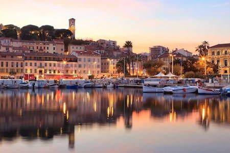 Studio+Terrace 2 min from Croisette - Cannes - Apartment