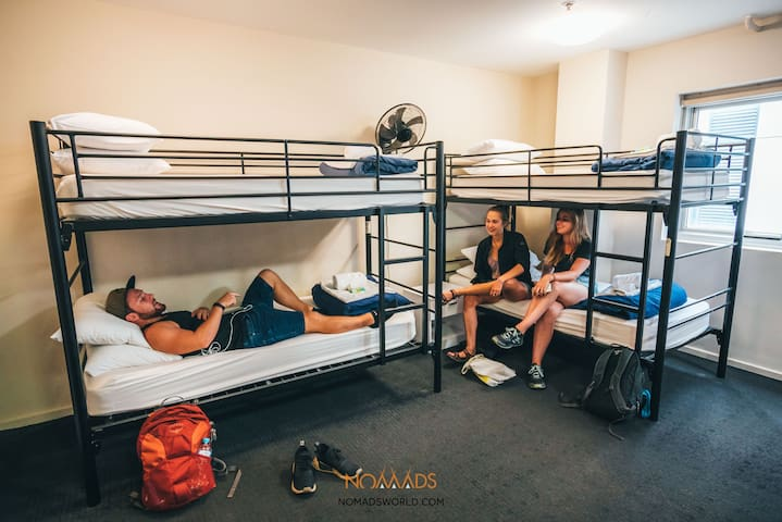 Fantastic Female ONLY 4 Share Dorm with Shared Facilities - In the middle of Melbourne!
