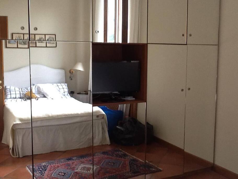 camera da letto double