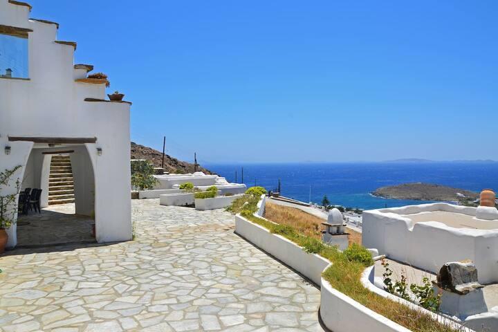 Tinos Island Deep Blue Villas - Tinos - Villa