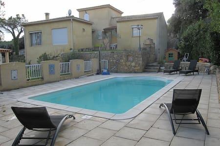 villa à louer pour l'été - Saint-Étienne-des-Sorts - Willa