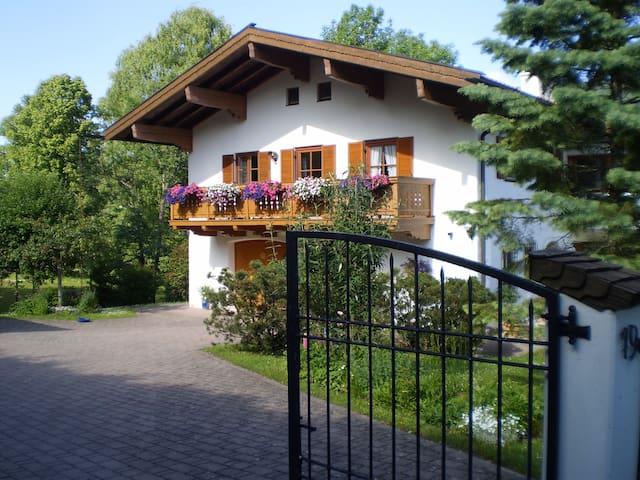Landhaus Elke, Ruhpolding/Chiemgau - Ruhpolding - Haus