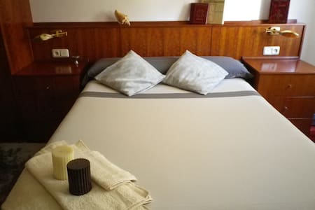Wide room, with wifi & breakfast - Valencia - Aamiaismajoitus