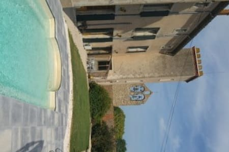 Templar Castle B&B with pool - Douzens
