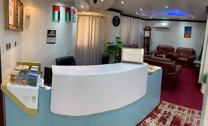 Al Rawdha Serviced Apartment 2 Bedrooms Deluxe