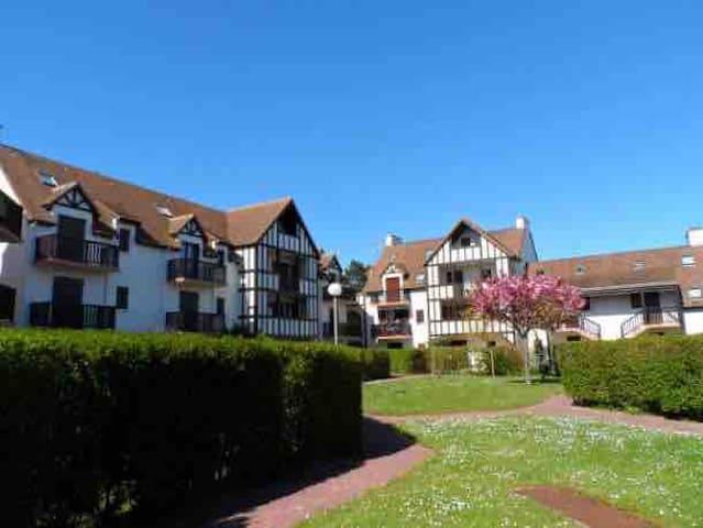Cabourg Home Varaville Residence Manoir de la côte