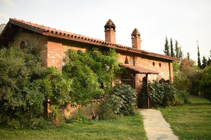 Unique Countryhaus by Ephesus :  Villa Demeter