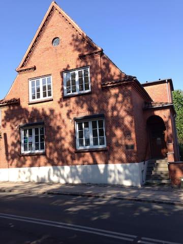 Centrum Svendborg lejlighed m have - Svendborg - Apartment