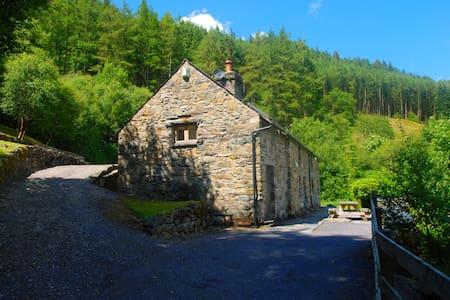 Ty Newydd. Luxury in Snowdonia - House