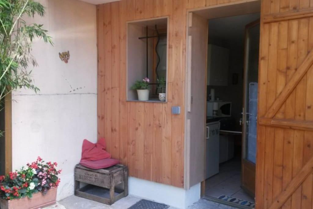 Studio ind pendant chez l 39 habitant maisons louer - Location chambre chez l habitant montpellier ...