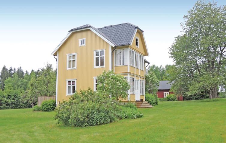 Holiday cottage with 3 bedrooms on 120 m² in Sävsjö