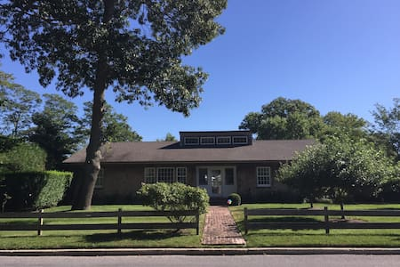Beautiful Bellport Village Getaway with Pool - Bellport