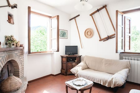 Apartment for disabled with pool - Lisciano Niccone