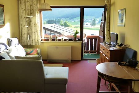 Gosau Apartment for 2: Pool, Sauna - Gosau - 公寓