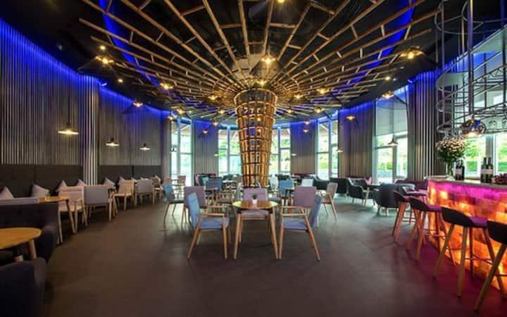 Villa B626 cho thuê - Resort Oceanami - Long Hải