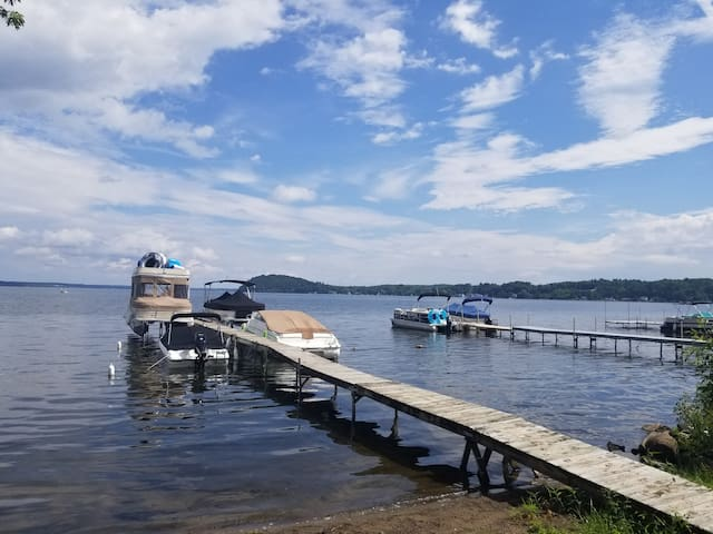 Saratoga Lake Track/SPAC