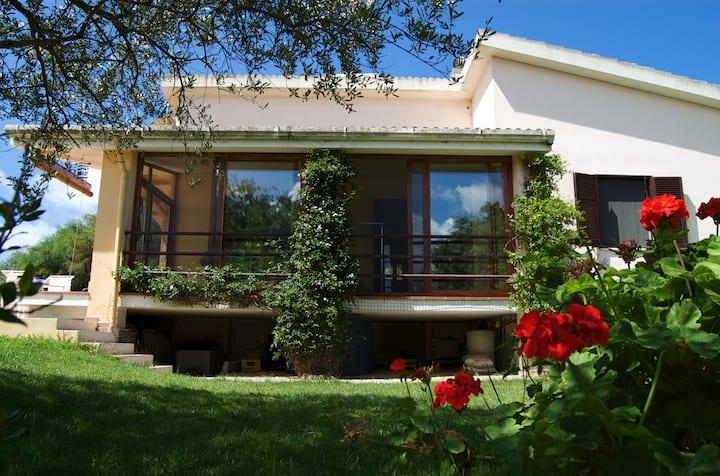Beautiful house into wild Sardinia