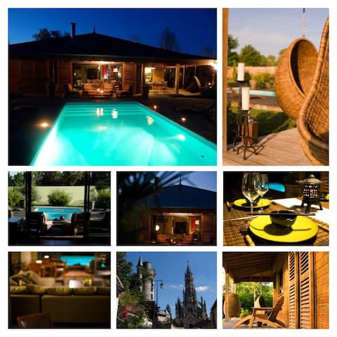 Bali à 2h30 de Paris - Châteauneuf-sur-Cher - Rumah