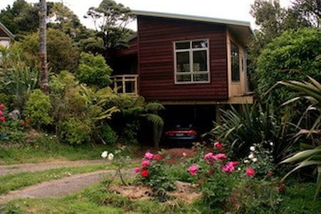 Bush Sand and Sea Bed & Breakfast - Bethells Beach - Lägenhet
