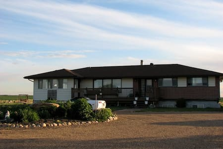 Prairie Sunset Bed and Breakfast - Fort Saskatchewan - Inap sarapan