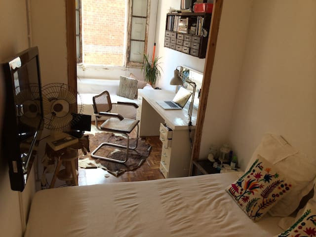 BRIGHT LOFT IN THE  CITY CENTER - Barcelona - Appartement
