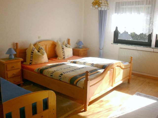 Vacation in the Eifel - Wimbach - Apartament